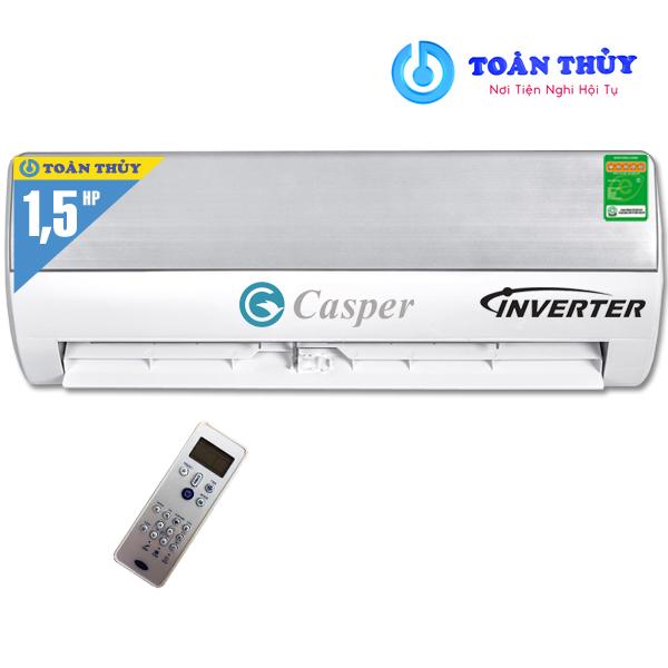 MUA ĐIỀU HÒA CASPER 1 CHIỀU INVERTER IC-12TL11 1.5 NGỰA GIÁ RẺ TẠI SIÊU THỊ ĐIỆN MÁY Toàn Thủy - TP HUẾ.