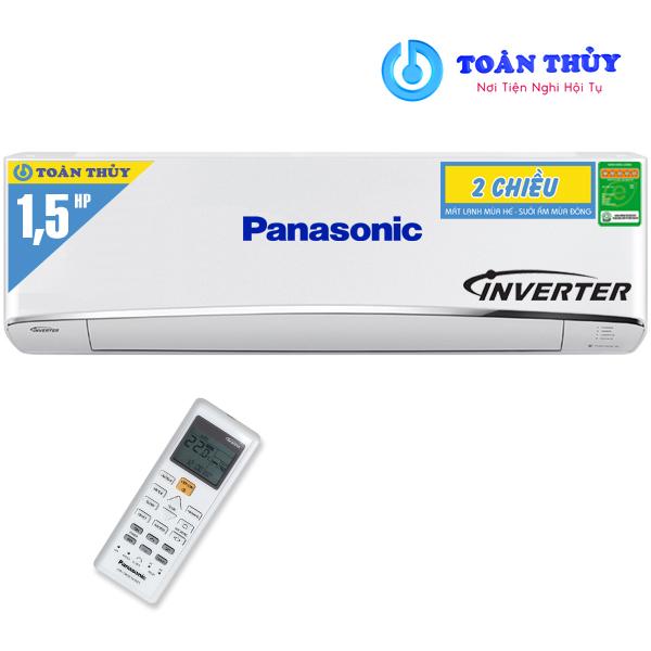 MUA ĐIỀU HÒA PANASONIC 2 CHIỀU INVERTER CU/CS-Z12TKH-8 1.5 NGỰA GIÁ RẺ TẠI SIÊU THỊ ĐIỆN MÁY Toàn Thủy - TP HUẾ.