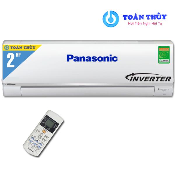 MUA ĐIỀU HÒA PANASONIC 1 CHIỀU INVERTER CU/CS-PU12TKH-8 1.5 NGỰA GIÁ RẺ TẠI SIÊU THỊ ĐIỆN MÁY Toàn Thủy - TP HUẾ.